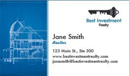 Real estate business cards design custom business cards for free real estate business cards reheart Image collections