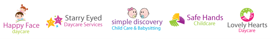 get free daycare logos daycare designs daycare logo creator