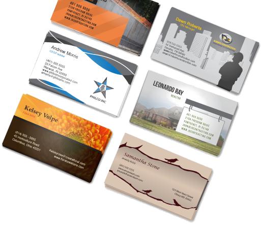 Impressão de Cartões de Visitas