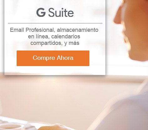 Google Product Values of business email, calendar, and Google Drive