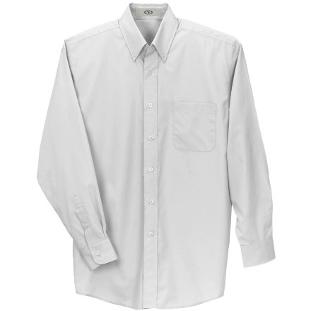 Long Sleeve Button Down T-Shirt