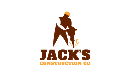 Free Construction Logo Design - Make Construction Logos in Minutes