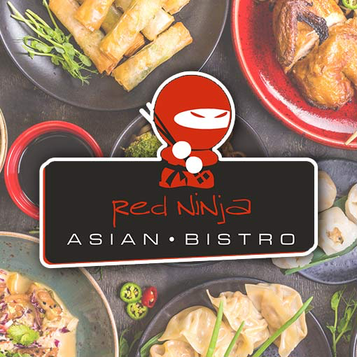 Asian restaurant logo