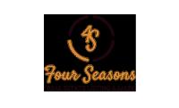 Four Seasons Initial Logo Design